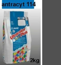 """ANTRACYT"" Fuga mapei Ultracolor 114 - 2 kg"